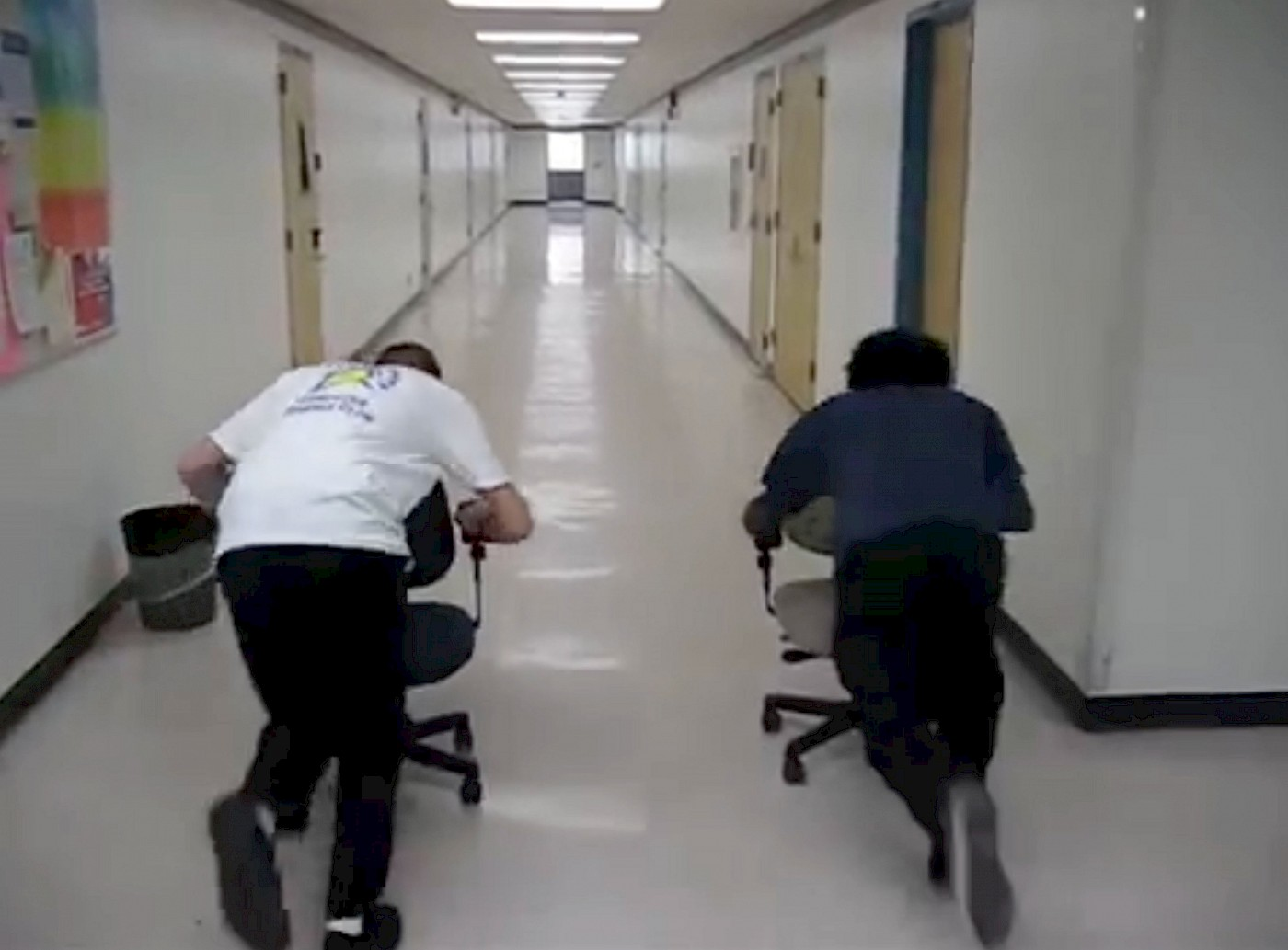 [hallway office chair racing](https://youtu.be/dlH6JhtkqBo)